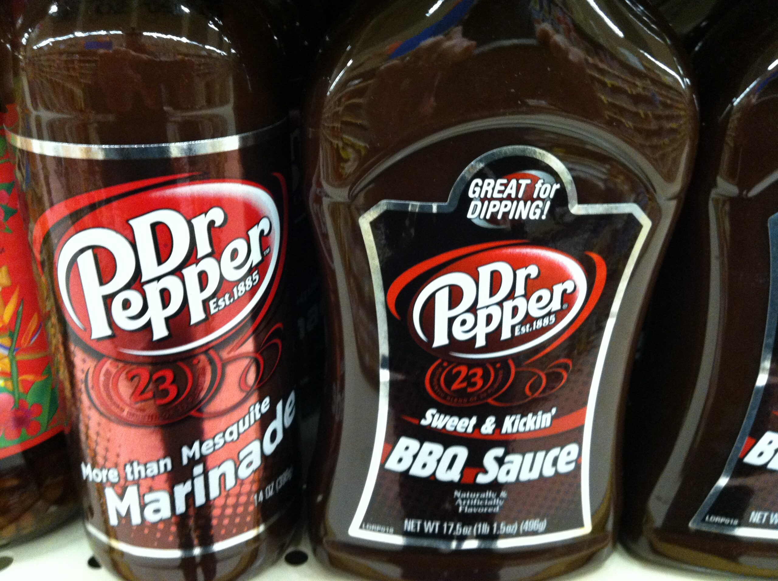 Dr Pepper Barbecue Sauce? - 919raleigh