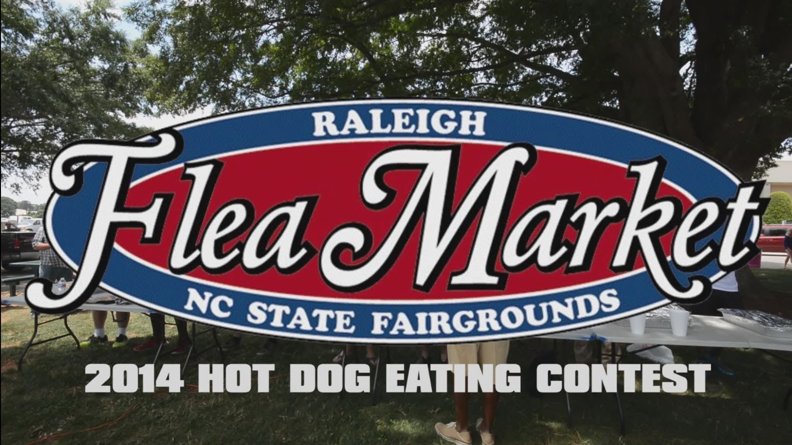 Raleigh Hot Dog Eating Contest