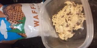 Peanut Butter Cookie Dough Dip