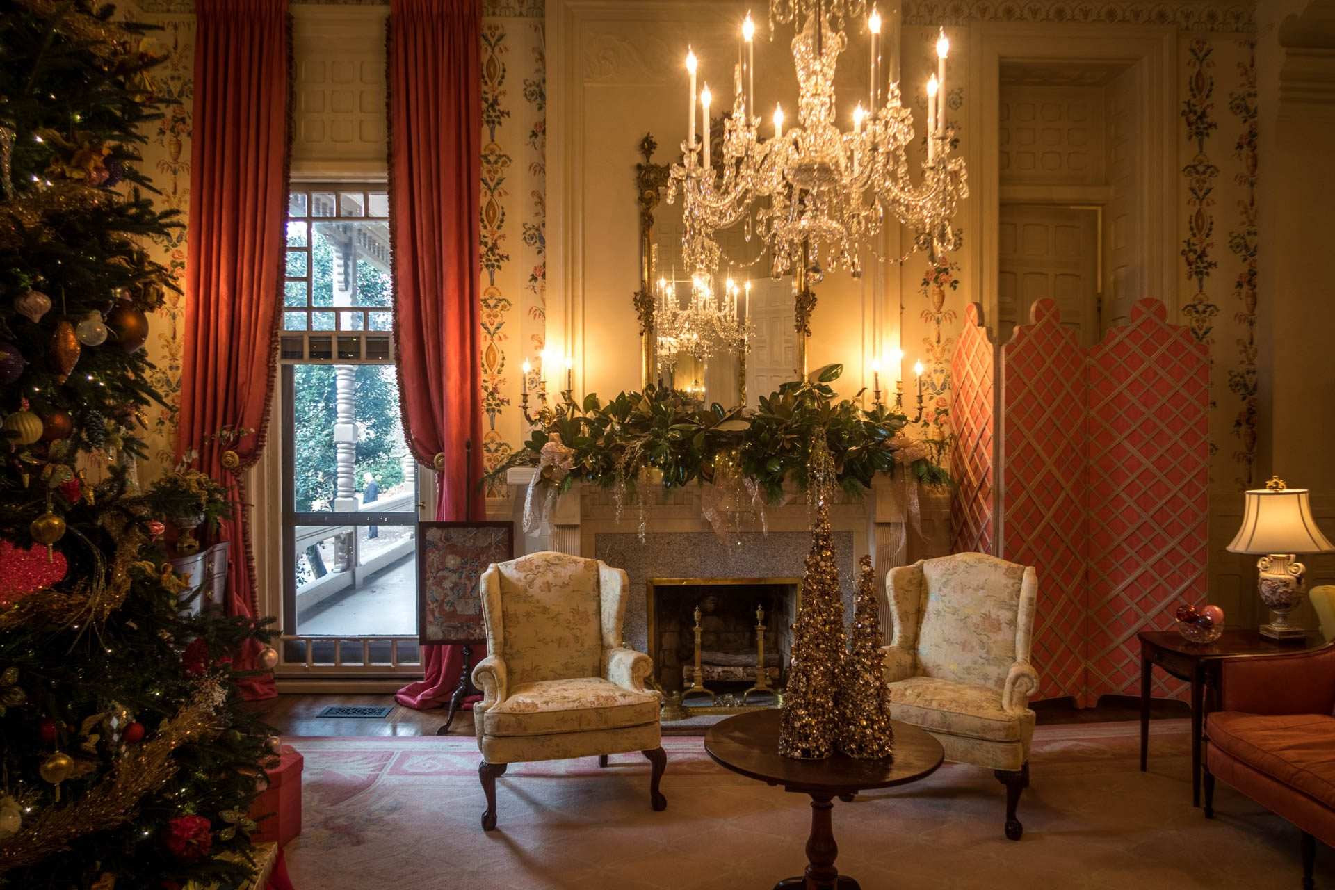 Executive Mansion Holiday Open House