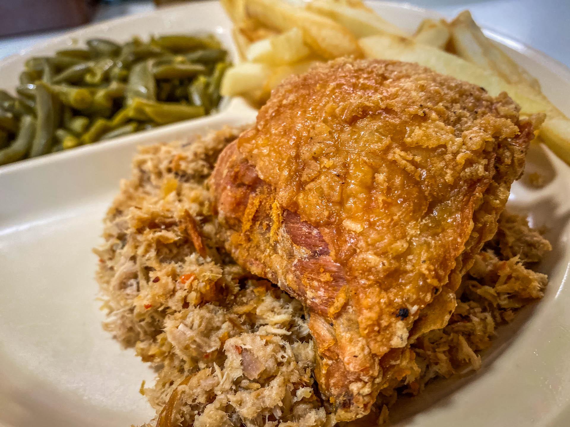 BBQ & Fried Chicken